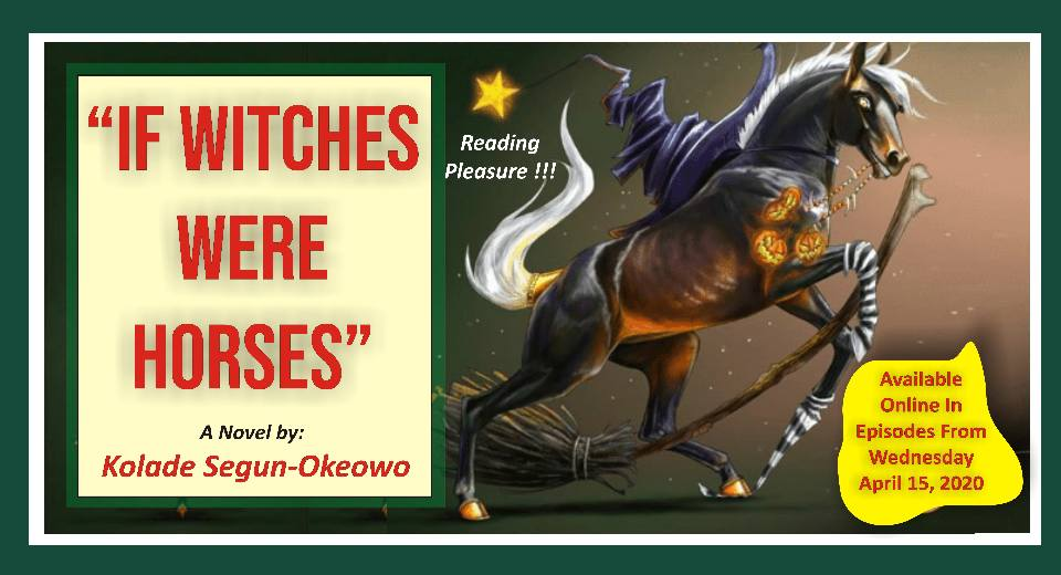 if witches were horses